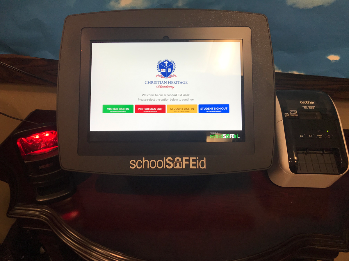 School Safe ID