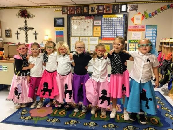 Day 50 Kindergarten