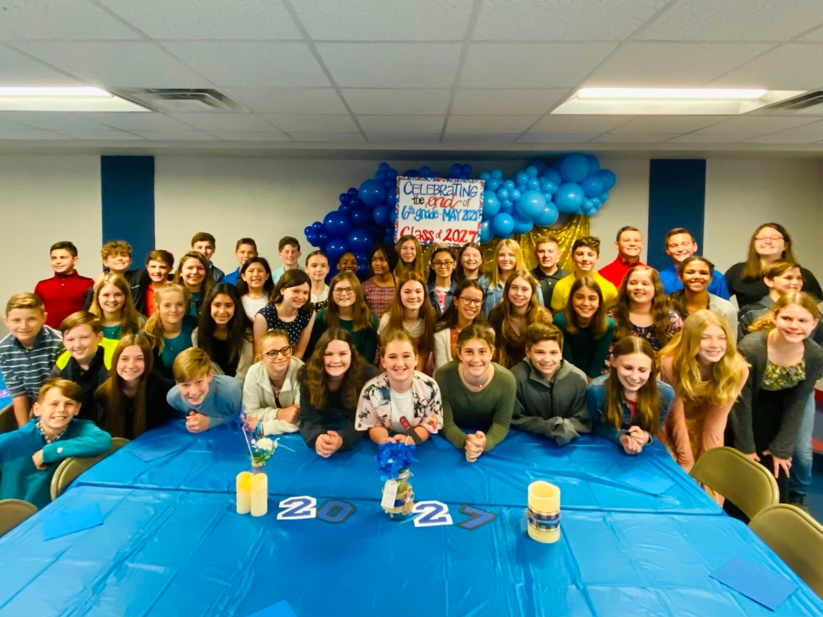 2021-22 Seventh Graders