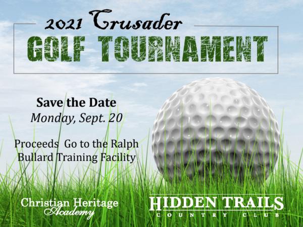 2021 Crusader Golf Tournament