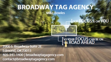 Broadway Tag Agency
